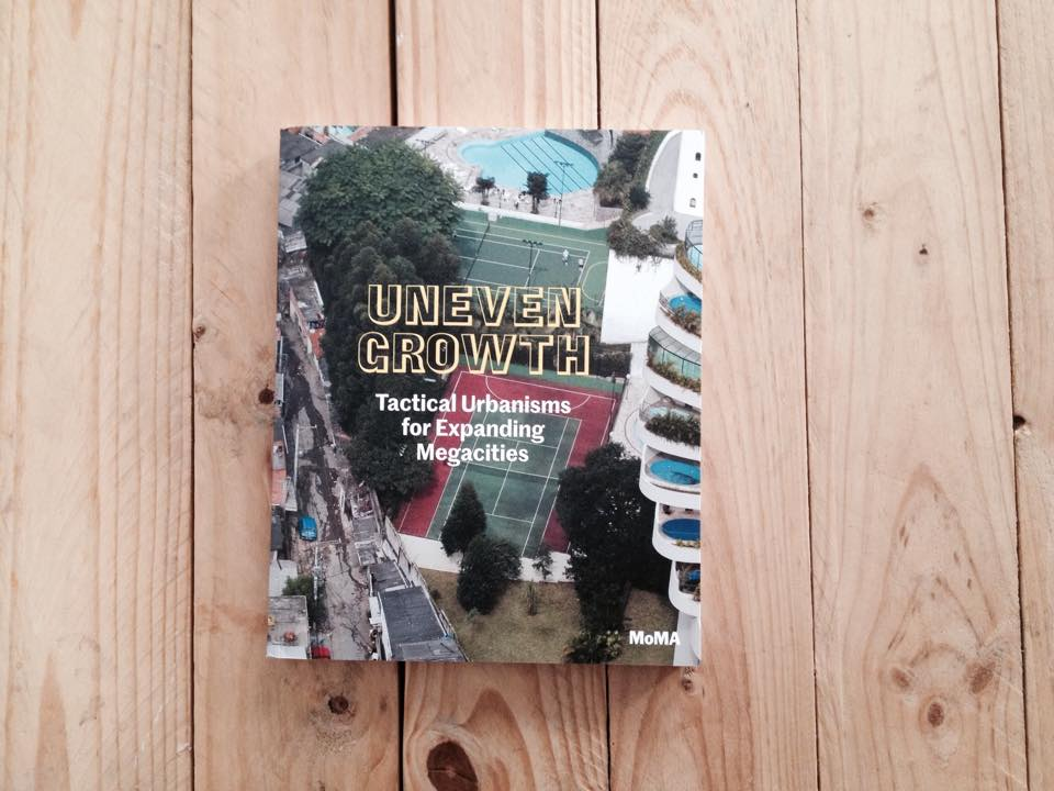 Participación de Inteligencias Colectivas en la exposición Uneven Growth: Tactical Urbanisms for Expanding Megacities