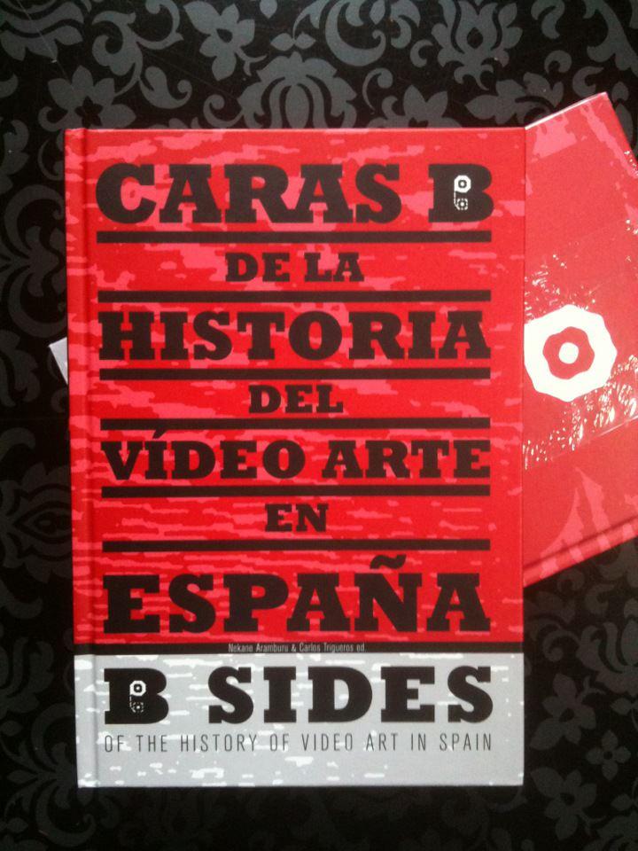 Exposición Caras B de la Historia del Vídeo Arte en España