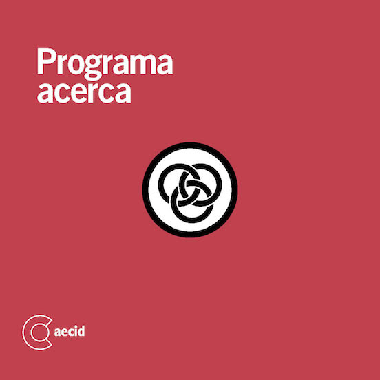 ACERCA Programme. Capacity-building in the cultural sector