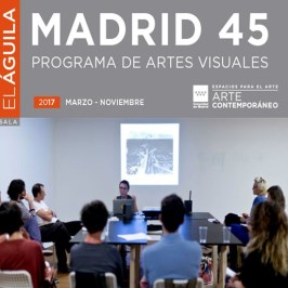 Madrid 45. Visual Arts Programme.