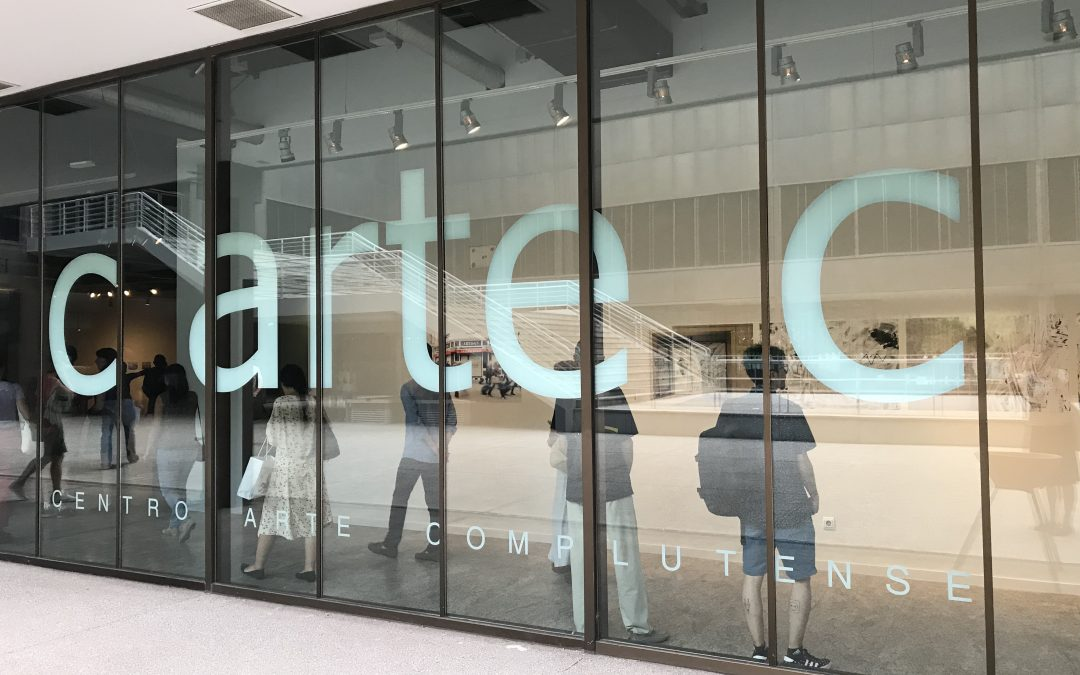 c arte c (Centro de Arte Complutense)
