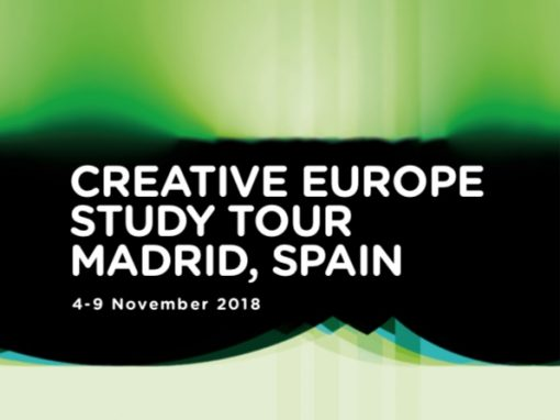 Creative Europe Study Tour, Madrid