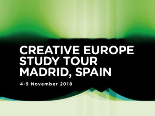 Creative Europe Study Tour, Madrid