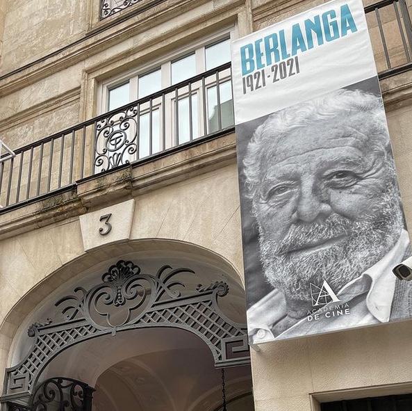 Coordinación exposición Año Berlanga 1921-2021
